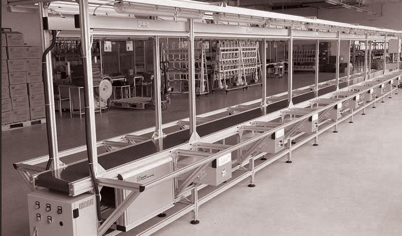 Sistema de Transportadores Modulares