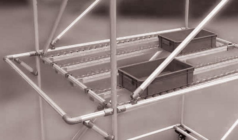 Sistema de Estructuras Tubulares